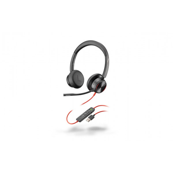 Poly Headset Blackwire 8225 UC USB-A