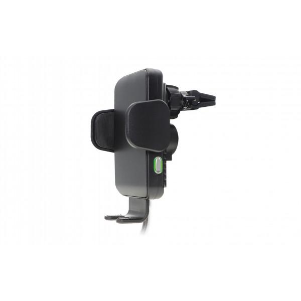 4smarts Halterung VoltBeam Touch 2 mit Qi-Ladefunktion