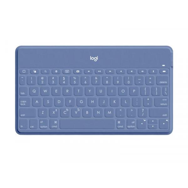 Logitech Tastatur Keys-To-Go Blau