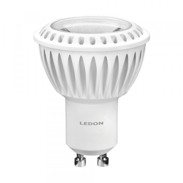 LEDON LED Lampe: Spot, GU10, 6W