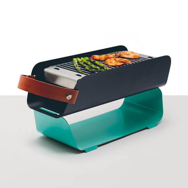 Portabler Grill Una mint