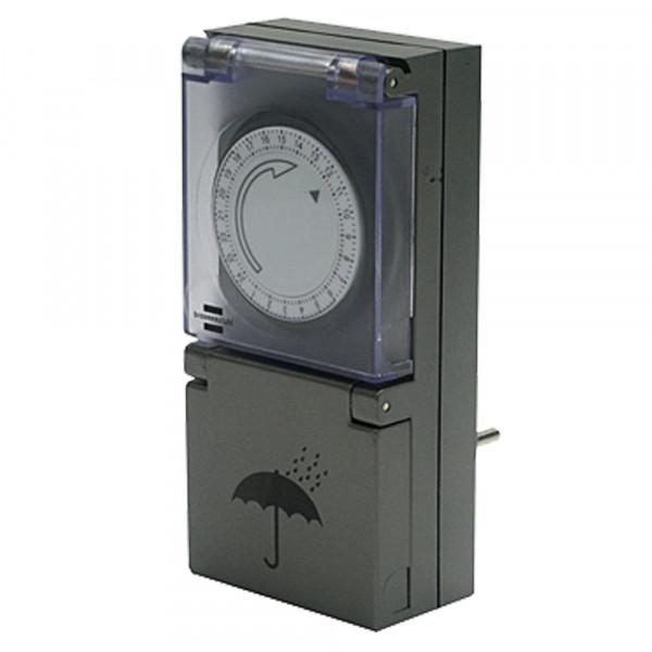 Brennenstuhl mechanische Zeitschaltuhr MZ 44 IP44